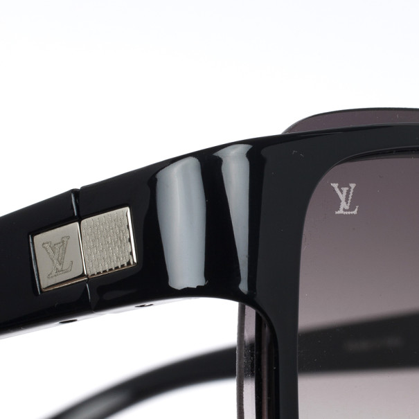 Louis Vuitton Black Enigme GM Men Sunglasses