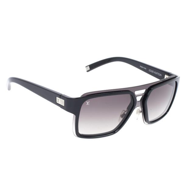Louis Vuitton Black Enigme GM Men Sunglasses