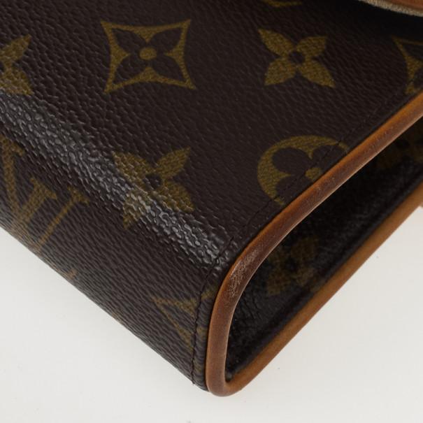 Louis Vuitton Pochette Monogram Twin GM Shoulder Bag