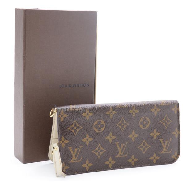 Louis Vuitton Monogram Organizer Insolite Wallet