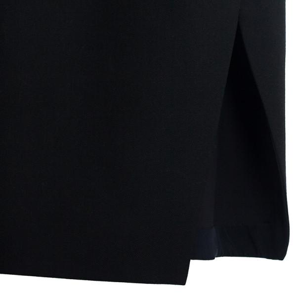 Balenciaga Peplum Laser Cut Dress S