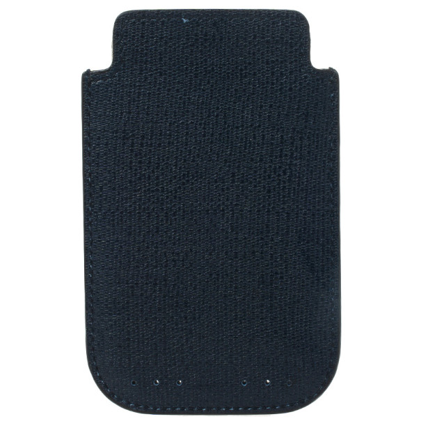 Yves Saint Laurent Navy Blue Ycon iPhone Cover
