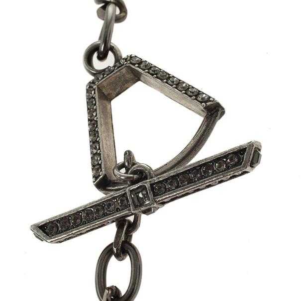 Lanvin Horn Necklace