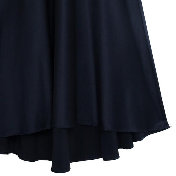 Diane Von Furstenberg Satin William Cocktail Dress L