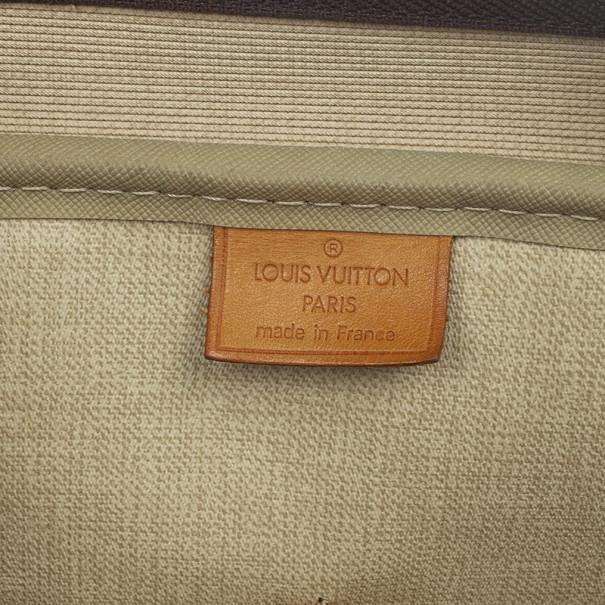 Louis Vuittion Monogram Deauville Boston