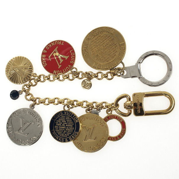 Louis Vuitton Trunks & Bags Key Chain