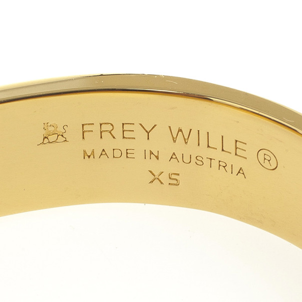 Frey Wille Spirit Of Africa Safari Bangle 15 CM