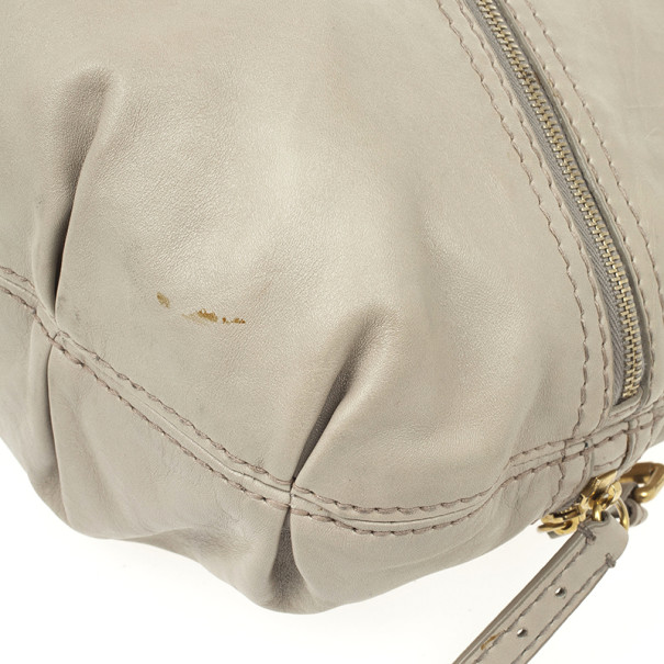 D and G Victoria Zip Detail Tote