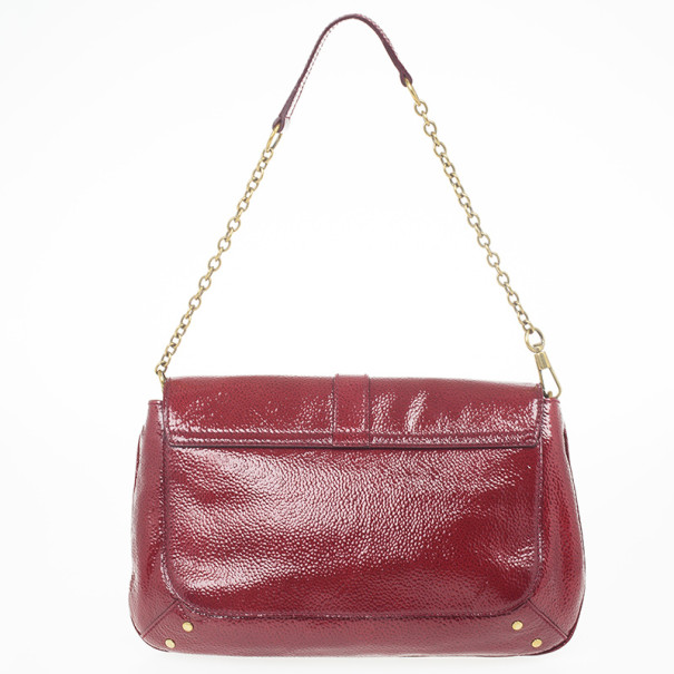 Yves Saint Laurent Vintage Clutch Shoulder Bag