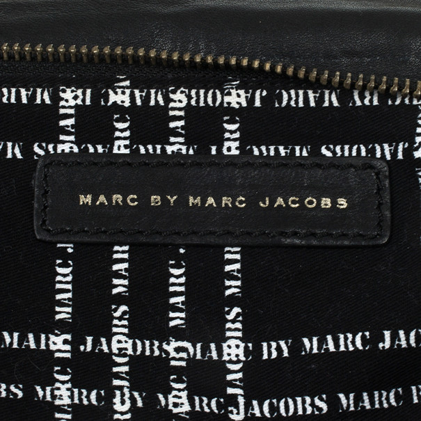 Marc by Marc Jacobs Metal Check Wristlet Clutch