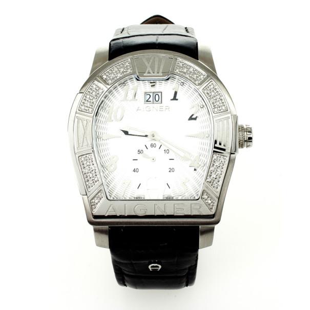 aigner roma chronograph diamond mens wristwatch 44 mm buy sell aigner roma chronograph diamond mens wristwatch 44 mm