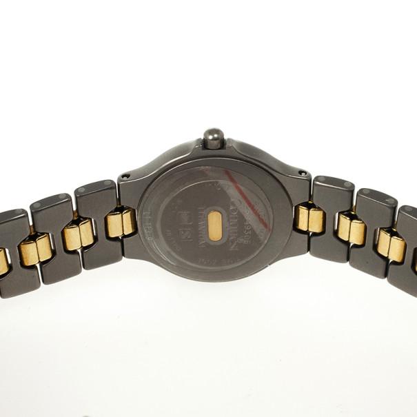 Longines Titanium Unisex Writstwatch 35 MM
