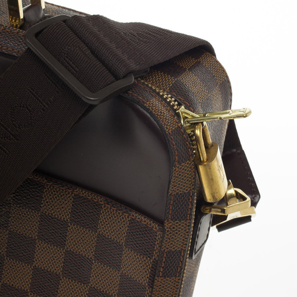 Louis Vuitton Damier Canvas Porte Ordinateur Sabana Laptop Bag