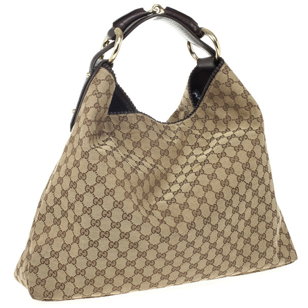 1c54c2825107 Gucci Horsebit Large Hobo Handbag | City of Kenmore, Washington