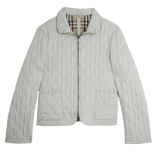 Burberry Brit Quilted Jacket L