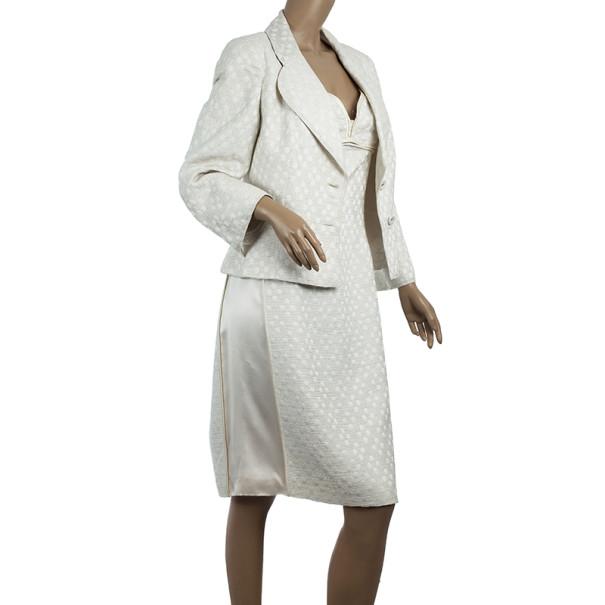 Carolina Herrera Dress Suit L