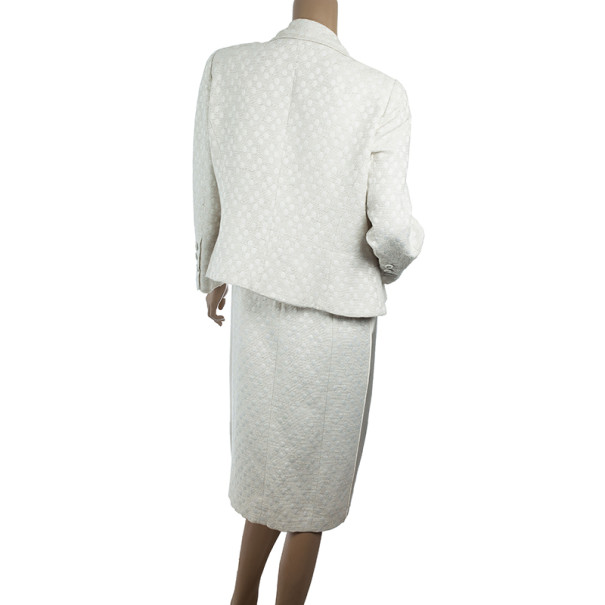 Carolina Herrera Dress Suit L