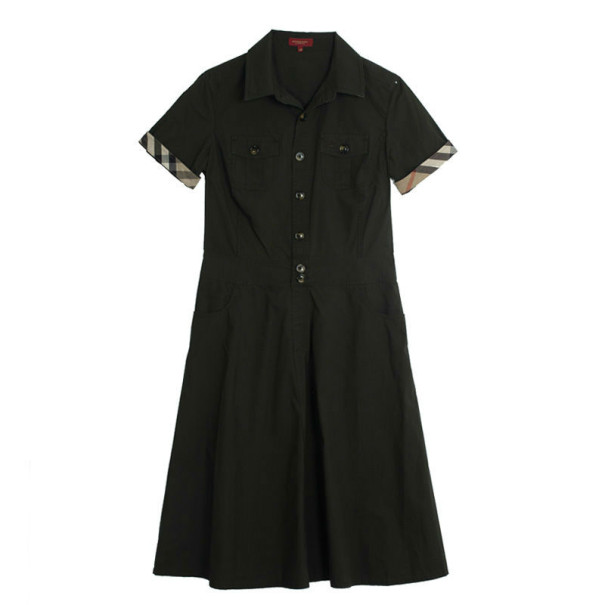 Burberry Brit Military Dress S