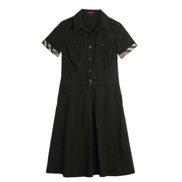 Burberry Brit Military Dress S