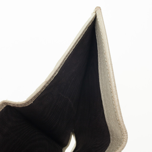 Gucci Guccissima Canvas Web Detail Mini Wallet