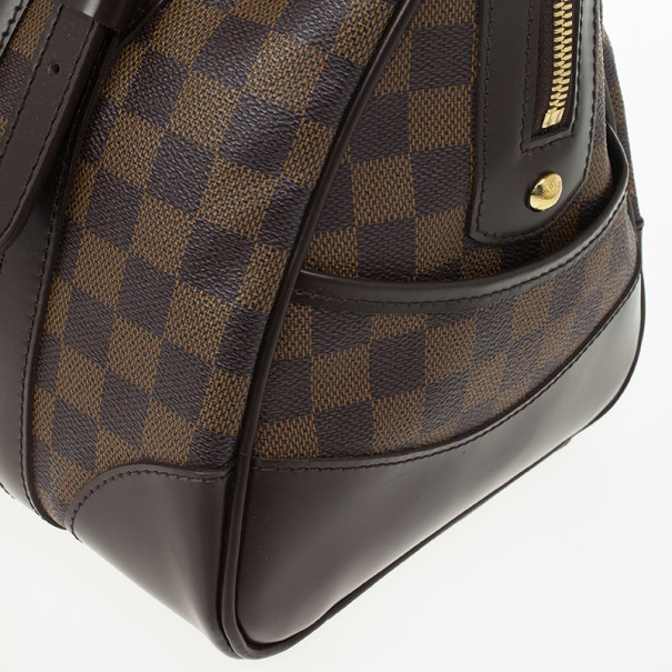 Louis Vuitton Damier Ebene Berkeley Satchel