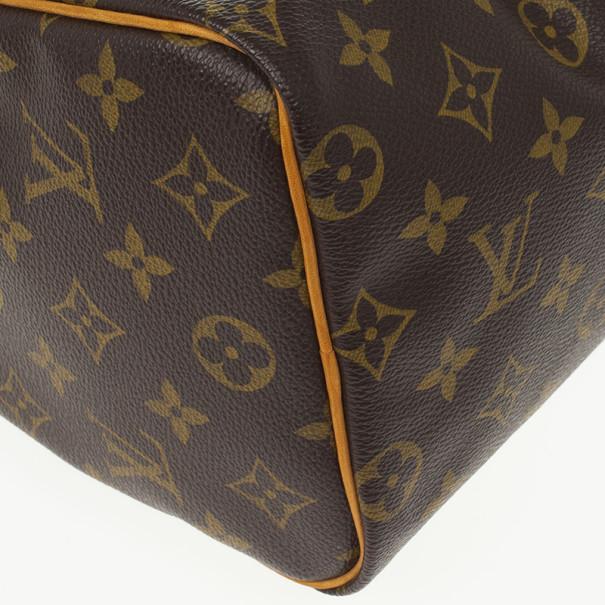 Louis Vuitton Monogram Speedy 25