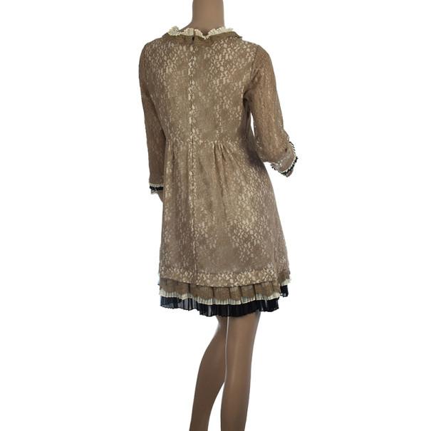 Marc Jacobs Dita Lace Dress