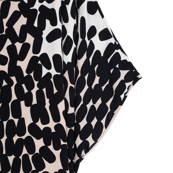Diane Von Furstenberg Hanky Dress S