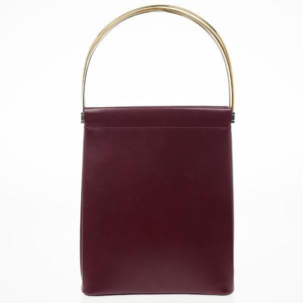 Cartier Trinity Cage Handbag