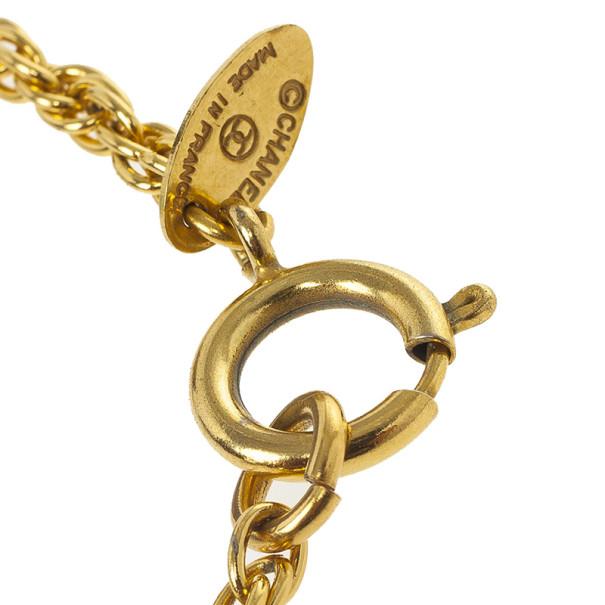 Chanel Vintage 31 Rue Cambon Necklace