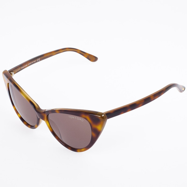 Tom Ford Nikita Leopard Cat Eye Woman Sunglasses