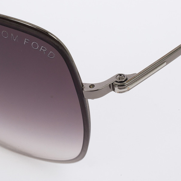 Tom Ford Silver Colette Woman Sunglasses