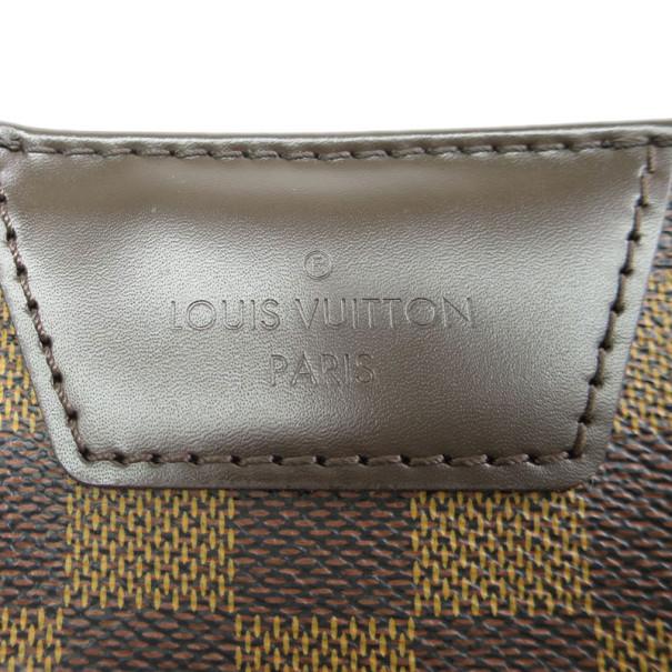 Louis Vuitton Damier Ebene Cabas Rivington Tote