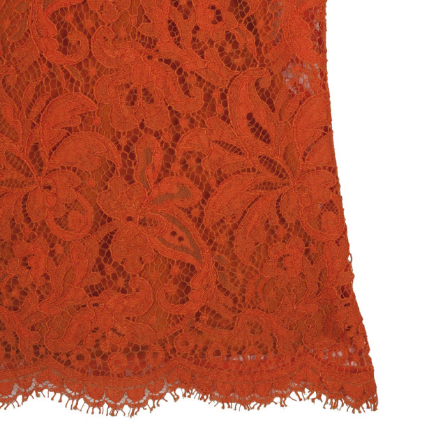 Dolce and Gabbana Lace Top S