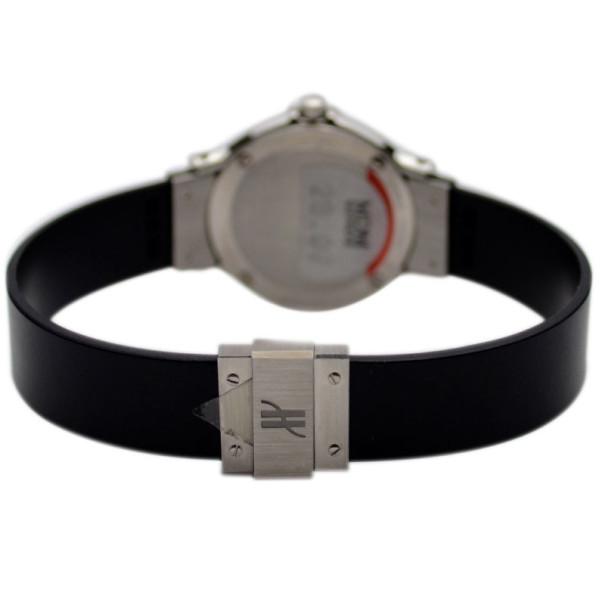 Hublot Black Stainless Steel Classic Womens Wristwatch 29MM