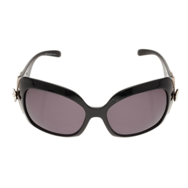 Bvlgari Black Fireworks Limited Edition Sunglasses