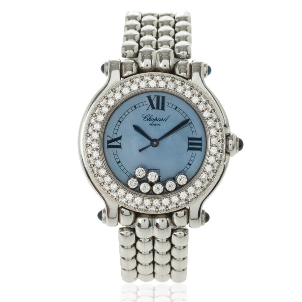 Chopard Stainless Steel Womens Wristwatch 32 MM