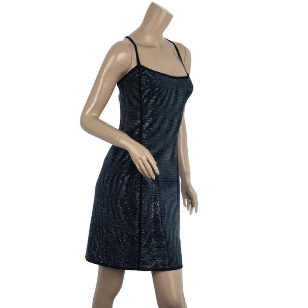 Herve Leger Beaded Dress M