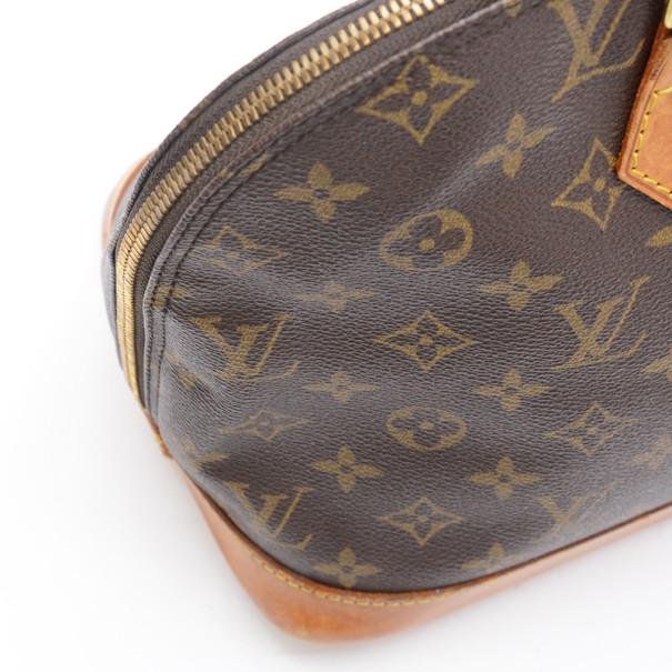 Louis Vuitton Monogram Alma MM