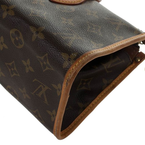 Louis Vuitton Monogram Canvas Popincourt Bag