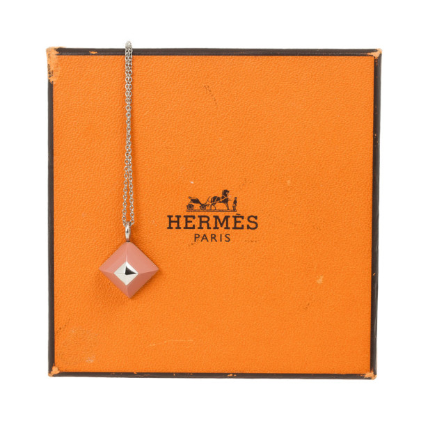 Hermes Cupidon Pendant Necklace