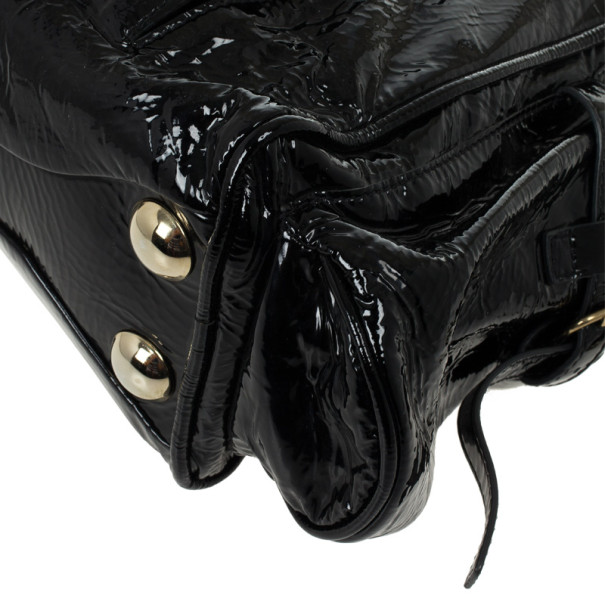 Chloe Ada Patent Leather Tote