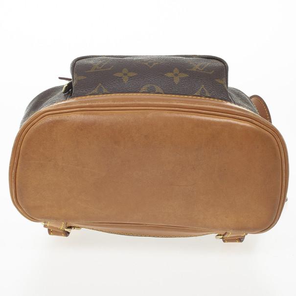 Louis Vuitton Monogram Montsouris PM Backpack