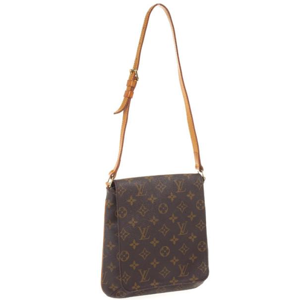 Louis Vuitton Monogram Musette Salsa Shoulder Bag