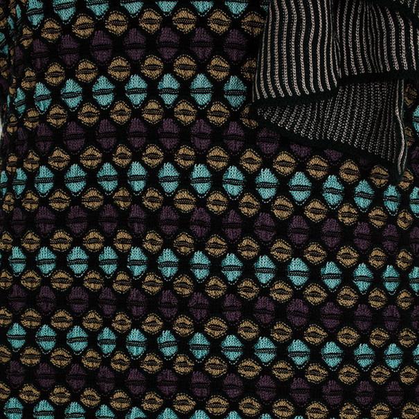 M Missoni Twin Frill Crochet Set L