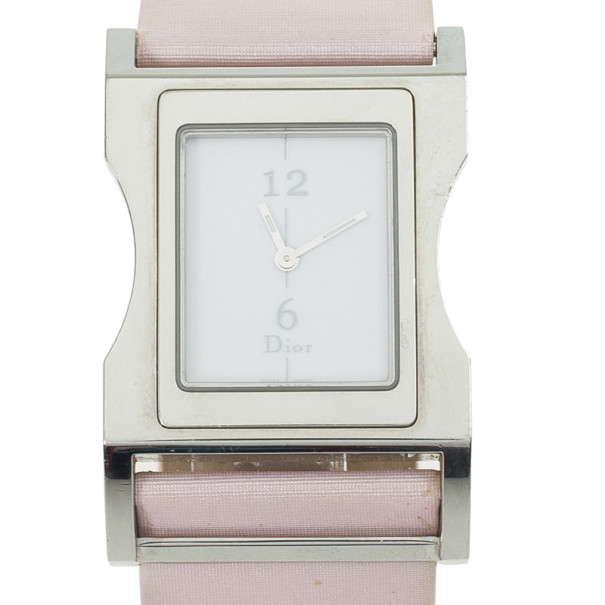 Dior White Chris 47 Womens Wristwatch 30MM