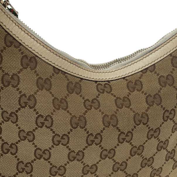 Gucci Princy GG Supreme Hobo