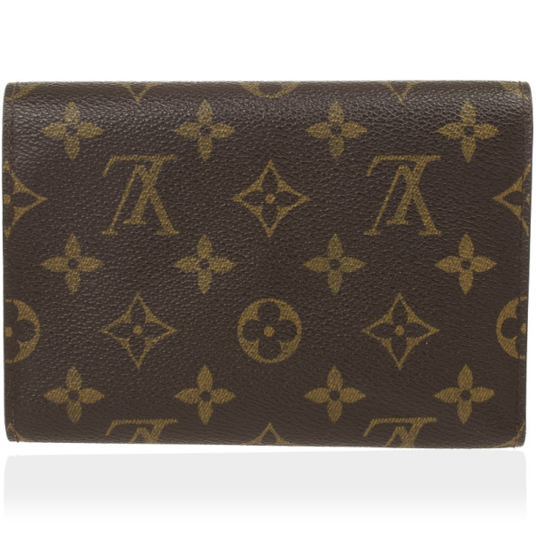 Louis Vuitton Monogram Alexandra Wallet