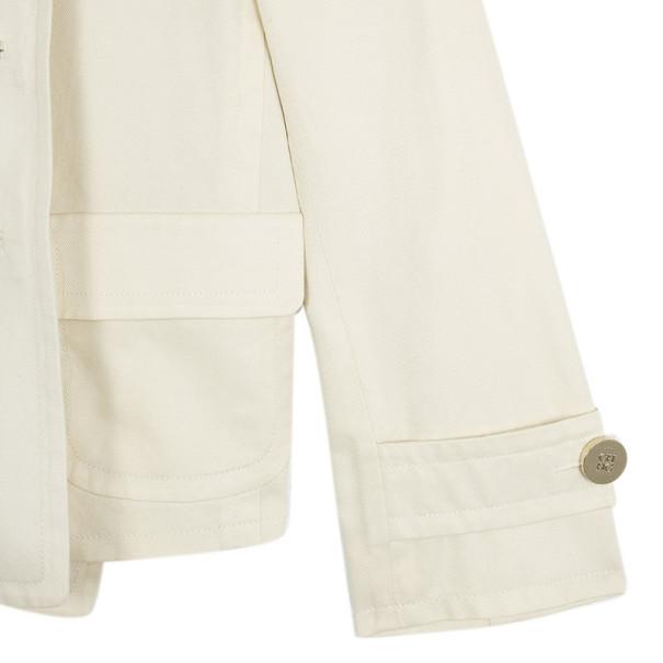 Carolina Herrera Cotton Jacket XS