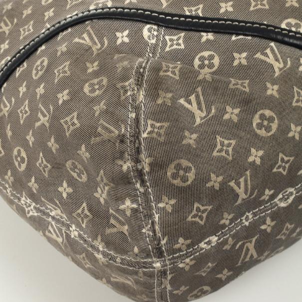 Louis Vuitton Encre Monogram Idylle Elegie Shoulder Handbag